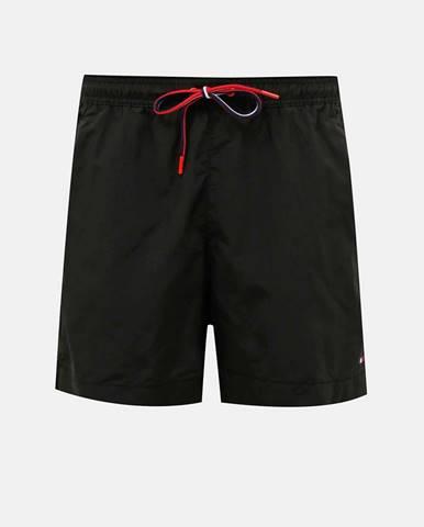 Čierne plavky Tommy Hilfiger