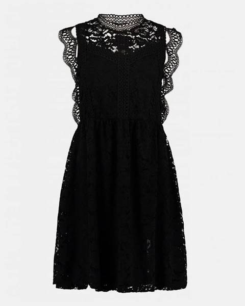 Čierne šaty Haily´s