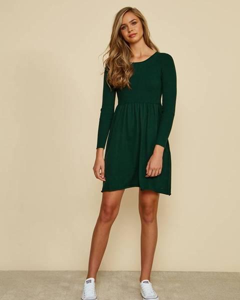 Zelené šaty zoot baseline