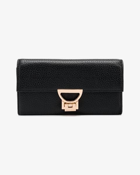 Čierna peňaženka Coccinelle