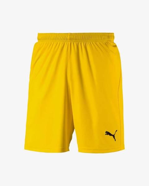 Žlté kraťasy Puma