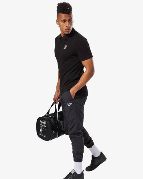 Čierne tričko Reebok Classic