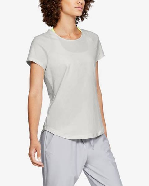 Biele tričko Under Armour