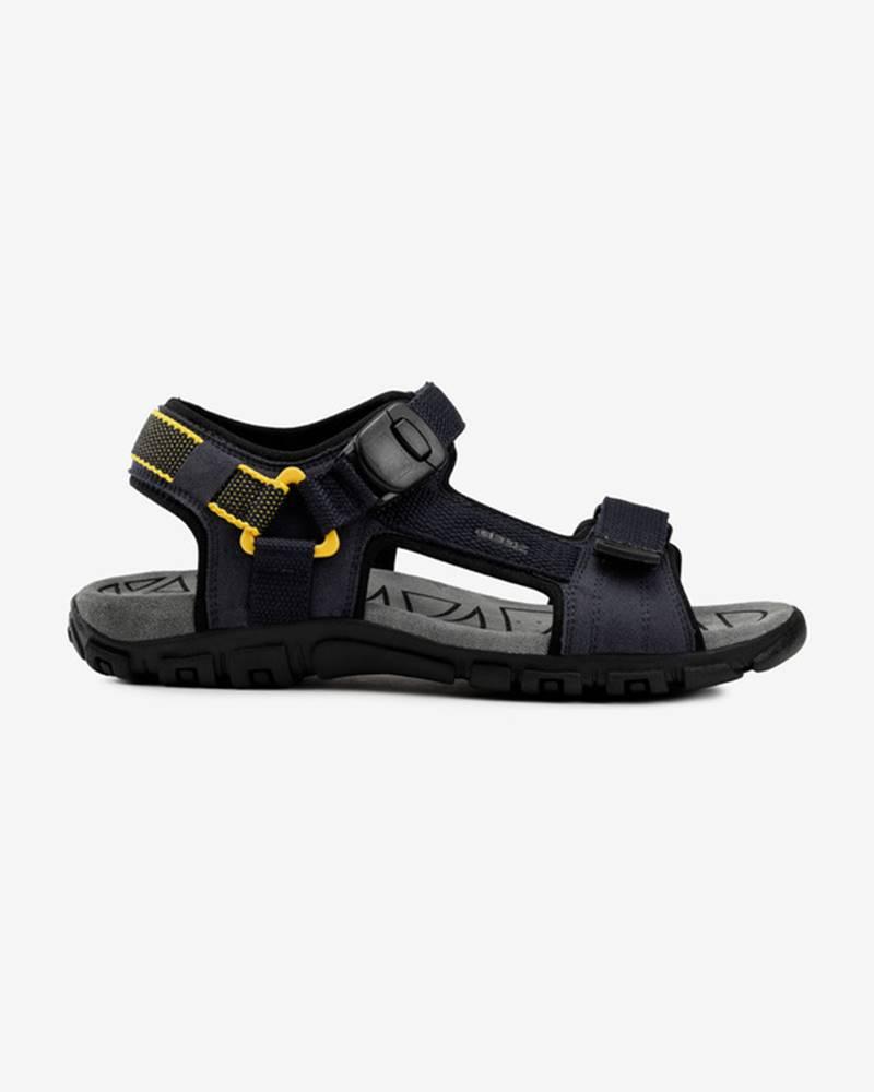 Geox Uomo Sandále Modrá