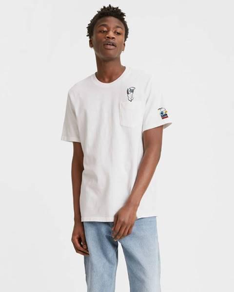 Biele tričko levi's®