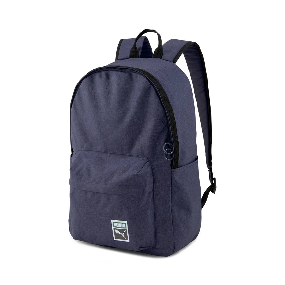 Puma Originals Backpack Retro Peacoat/ Heather