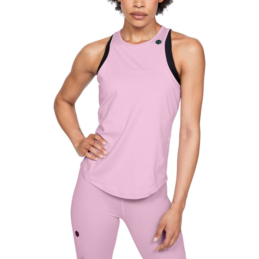 Under Armour Rush Tank Pink