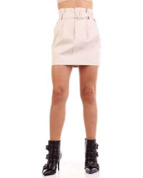 Béžová sukňa Vicolo