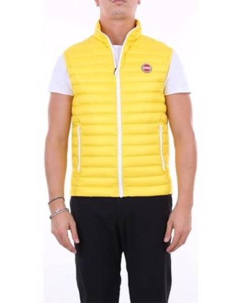 Žlté tričko Colmar