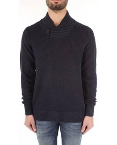 Modrý sveter Premium By Jack jones
