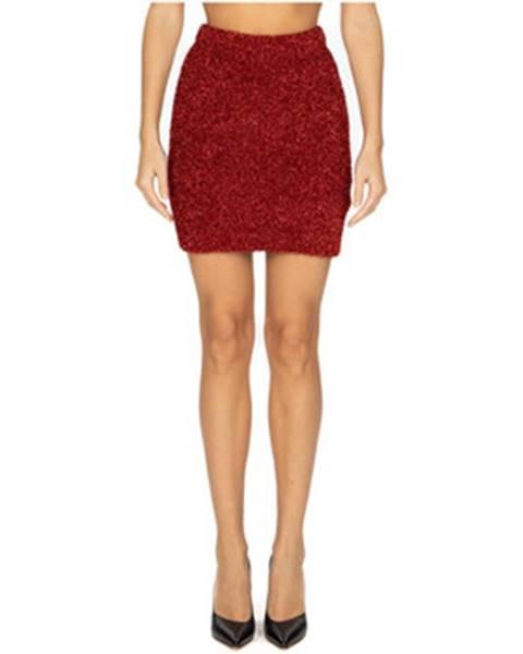 Červená sukňa Aniye By