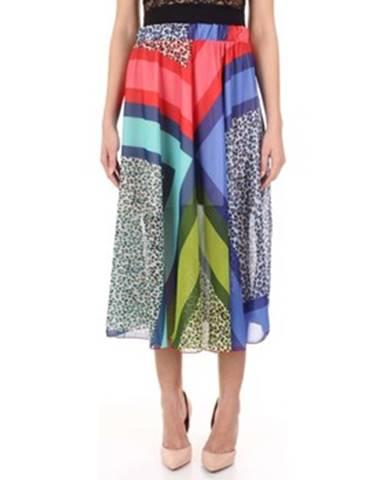 Viacfarebná sukňa Vicolo