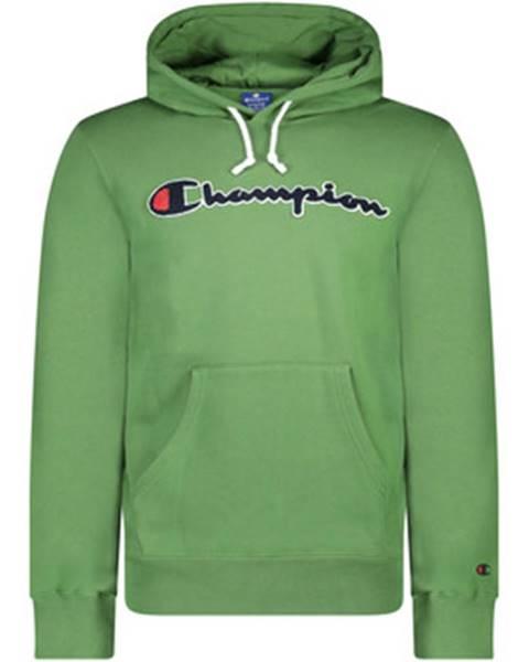 Zelená mikina Champion