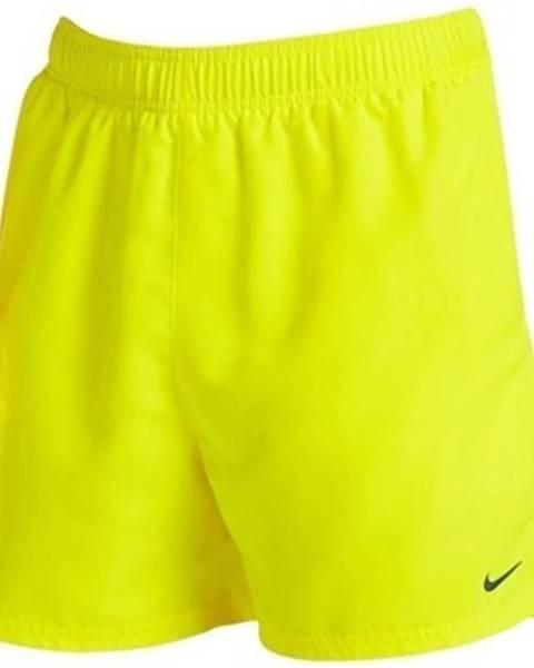 Žlté kraťasy Nike