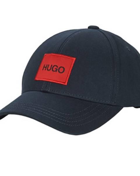 Modrá čiapka HUGO