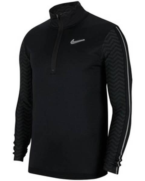 Čierna mikina Nike