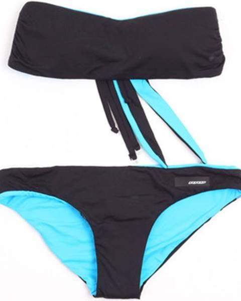 Čierne dvojdielne plavky Rrd - Roberto Ricci Designs