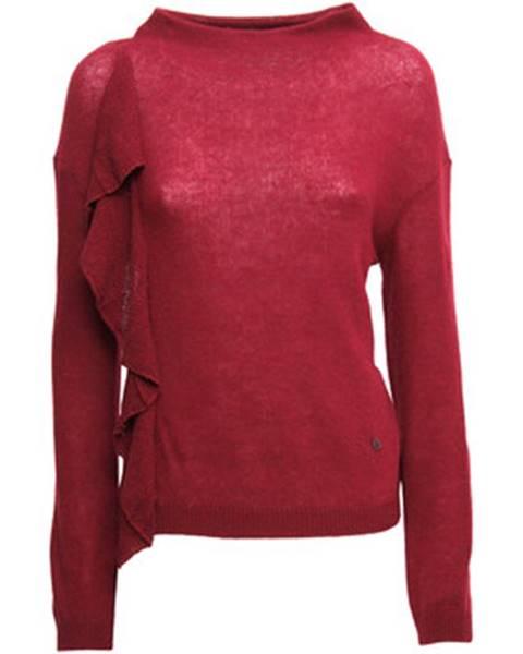 Červený sveter Nero Giardini
