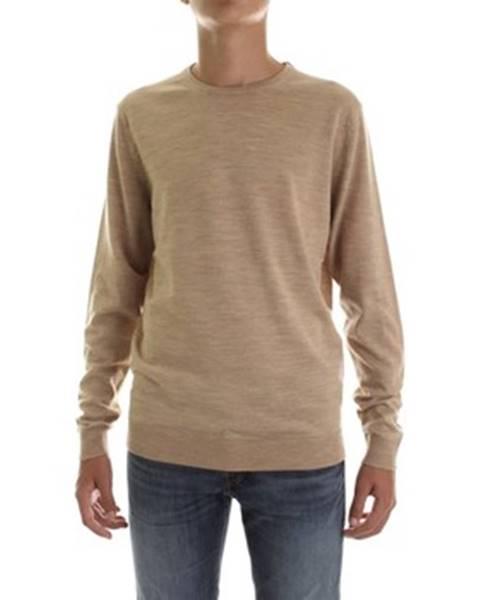 Béžový sveter Selected