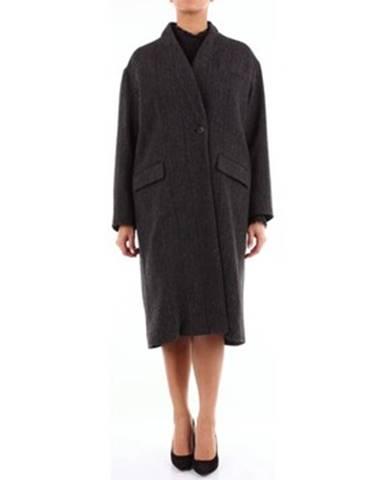 Viacfarebný kabát Gil Santucci