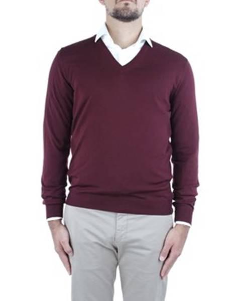 Červený sveter Zanone