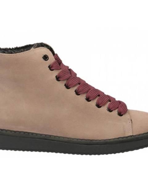 Ružové topánky Panchic
