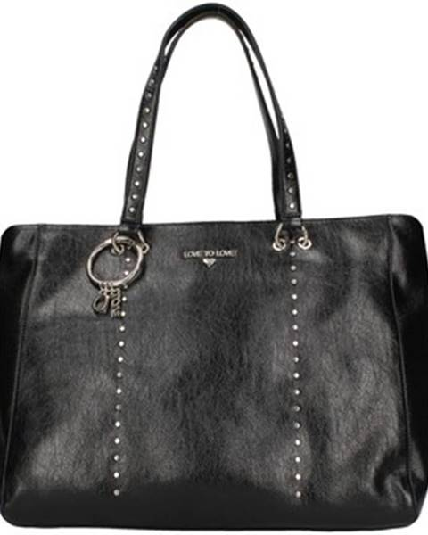 Čierna kabelka Love To Love