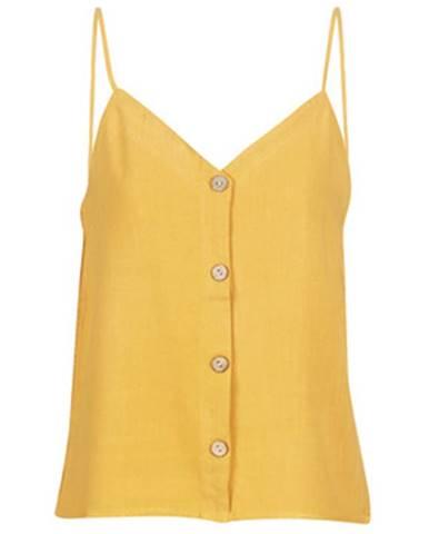 Žltá blúzka Betty London
