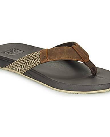 Hnedé sandále Reef