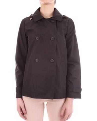 Čierny kabát Yes Zee