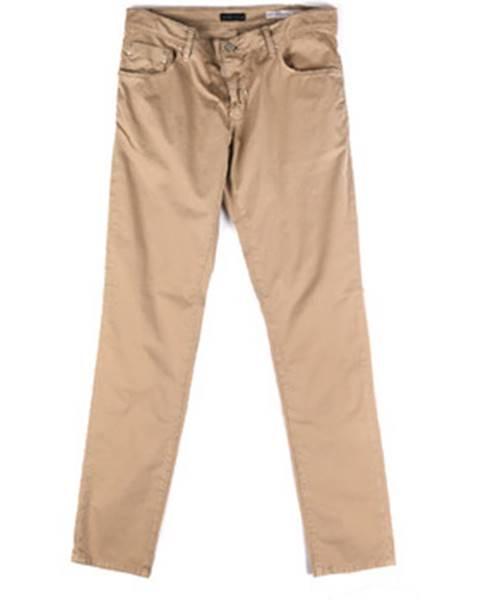 Béžové nohavice Antony Morato