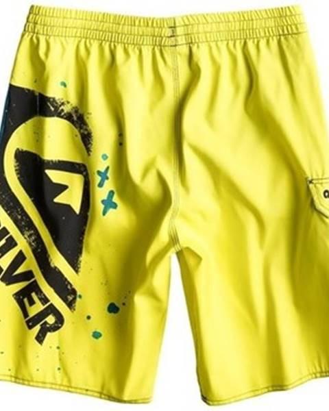 Žlté kraťasy Quiksilver