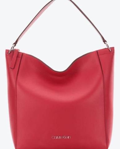 Červená kabelka Calvin Klein