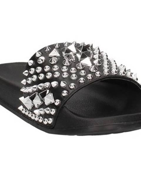Viacfarebné sandále Cult