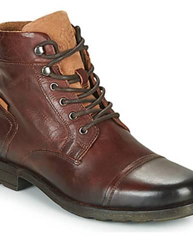Hnedé topánky Levis