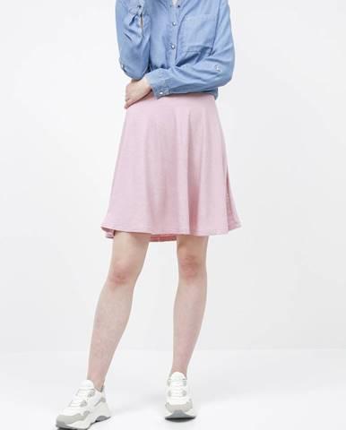 Ružová sukňa zoot baseline