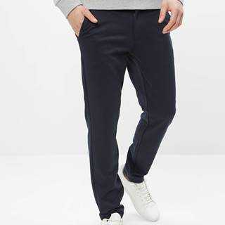 Tmavomodré nohavice ONLY & SONS Mark