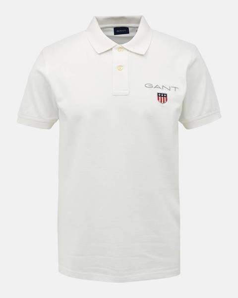 Biela košeľa Gant