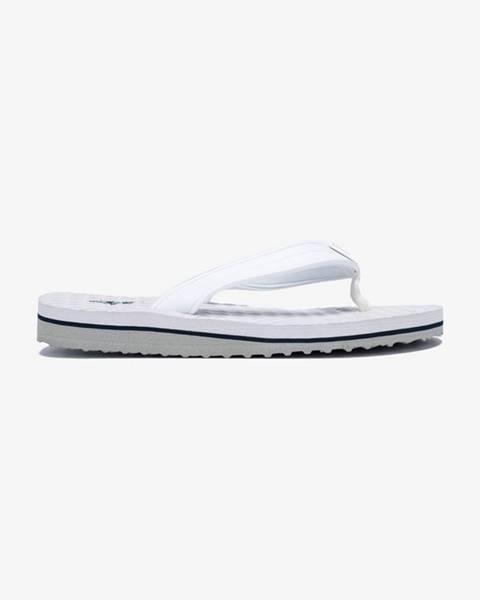 Biele sandále U.S. Polo Assn