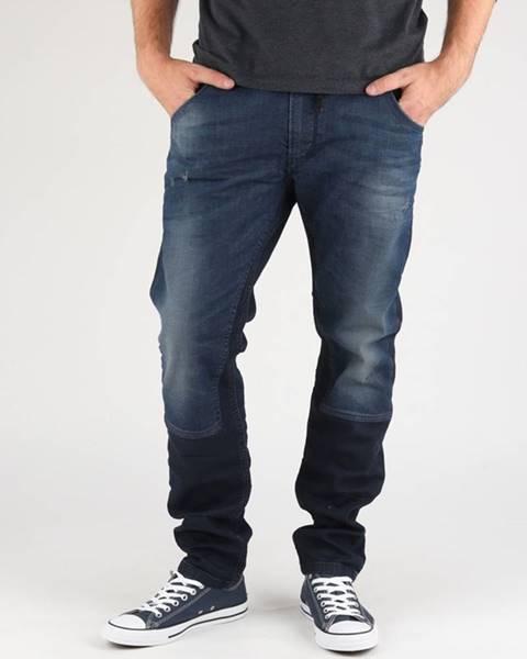 Modré nohavice Diesel