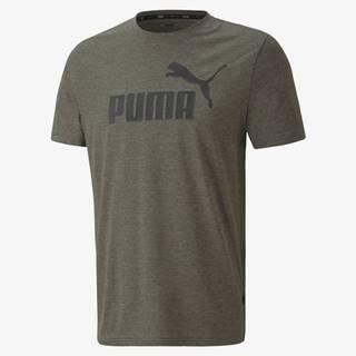 Puma Essentials Tričko Zelená