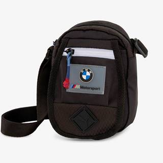 BMW Motosport Mini Portable Cross body bag Puma Čierna