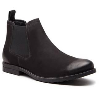 Členkové topánky Lasocki for men MI08-C307-250-02BIG nubuk,koža(useň) lícová
