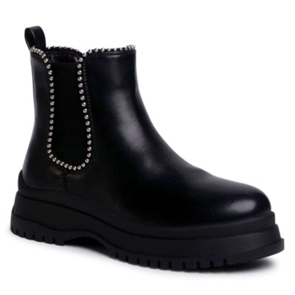 Jenny Fairy Členkové topánky Jenny Fairy WS090301-02 koža ekologická