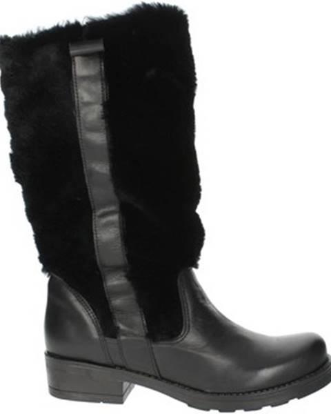 Čierne topánky Cube