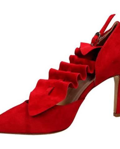 Červené lodičky L'arianna