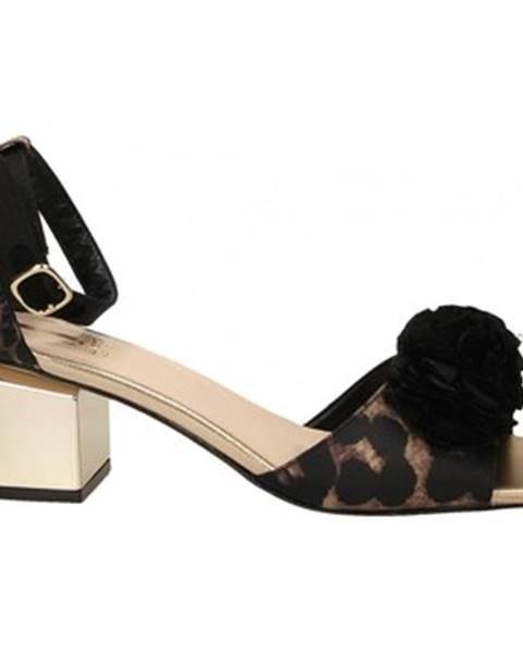 Viacfarebné sandále Jeannot