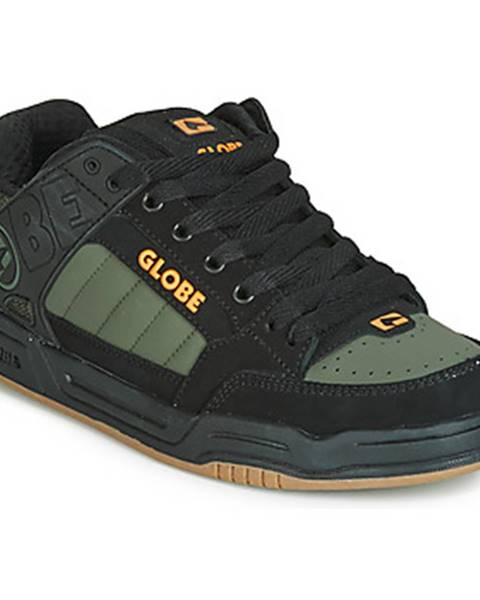 Čierne topánky Globe