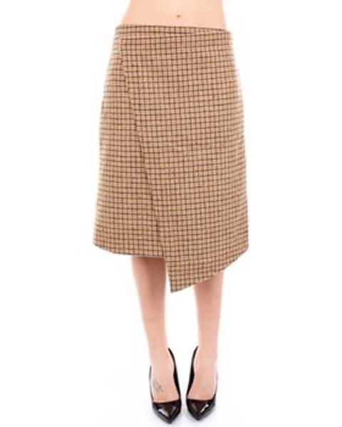 Viacfarebná sukňa Jovonna