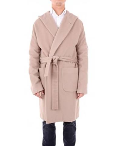 Béžový kabát Lucio Vanotti